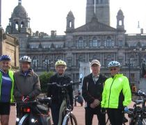 Glasgow City Chambers and the OIR .JPG